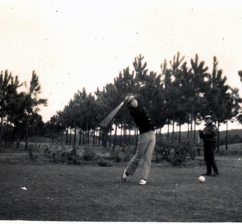 1972年新豐練球