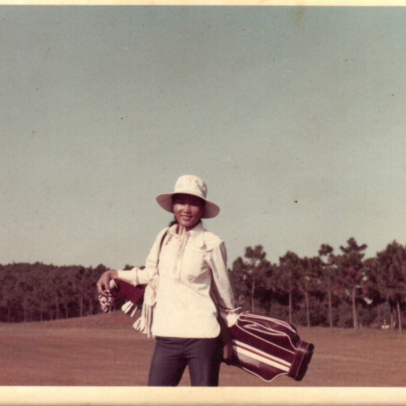 1969年 新豐球場桿弟
